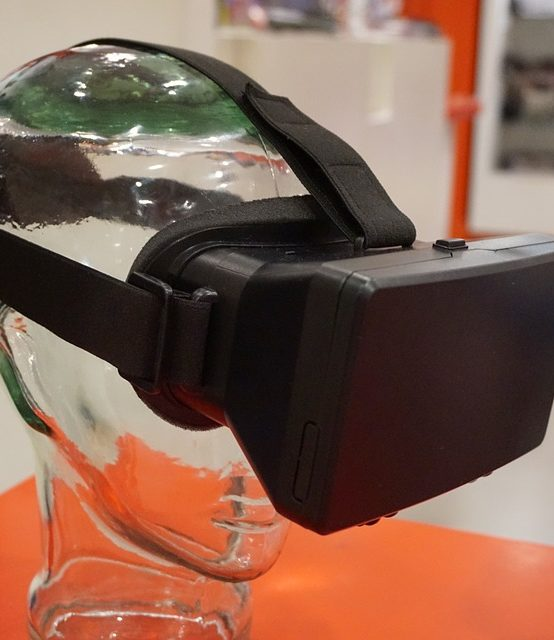 Augmented and Virtual Reality (AR/VR)